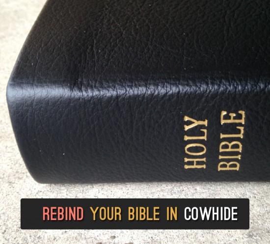 AALeather | Bible Bindery