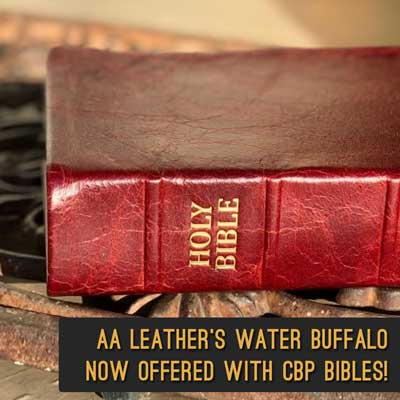 AALeather | Bible Bindery & Leather Shoppe
